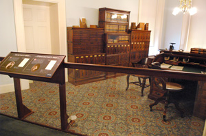 Stenographers Office