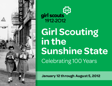 Scouting in the Sunshine State:  Celebrating 100 Years